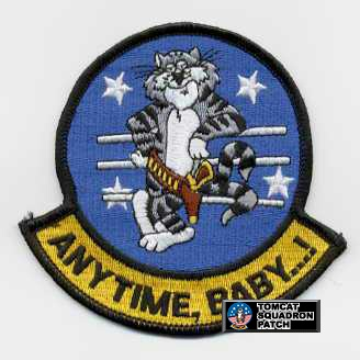 Tomcat Anytime Baby Patches